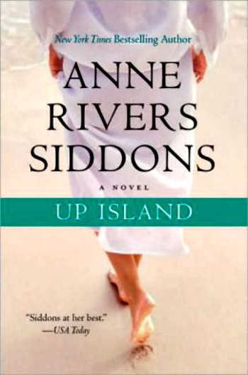 Up Island by Anne Rivers Siddons, www.mountainmamacooks.com