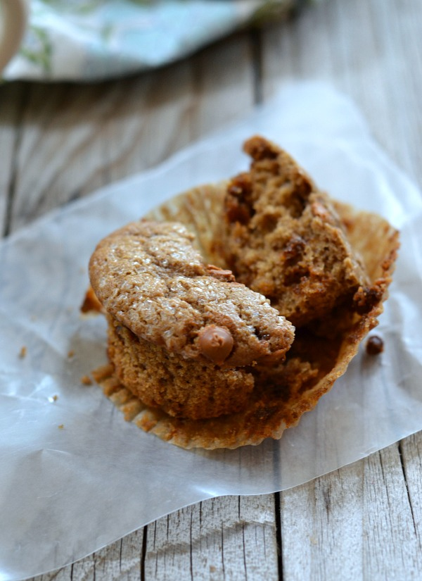 Cinnamon Dolce Cappuccino Muffins | mountainmamacooks.com