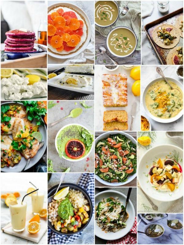 Eat Seasonal February | mountainmamacooks.com
